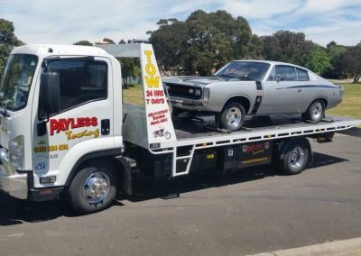 Payless Team Towed Car from Marino