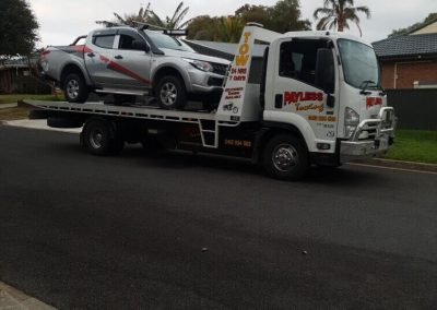 Advanced Fleet For Car Towing