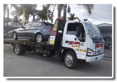 Affordable Car Towing service
